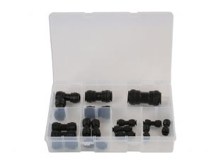 Connect 31897 17 Piece Assorted Metric Speedfit Couplings